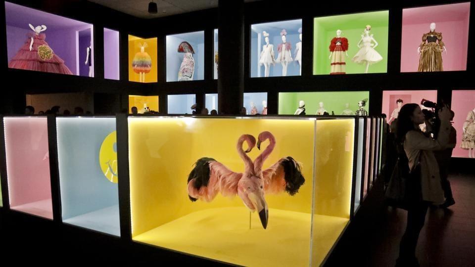 Fashion designs for the Metropolitan Museum of Art's Costume Institute gala exhibit,