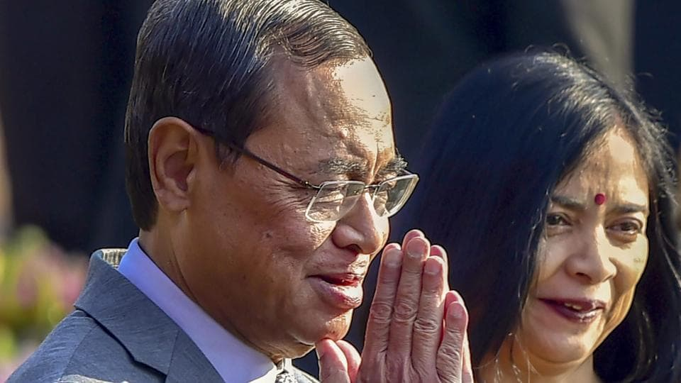 Chief Justice of India (CJI) Ranjan Gogoi has refuted the allegations, saying a 'bigger force' wants to deactivate CJI's office.