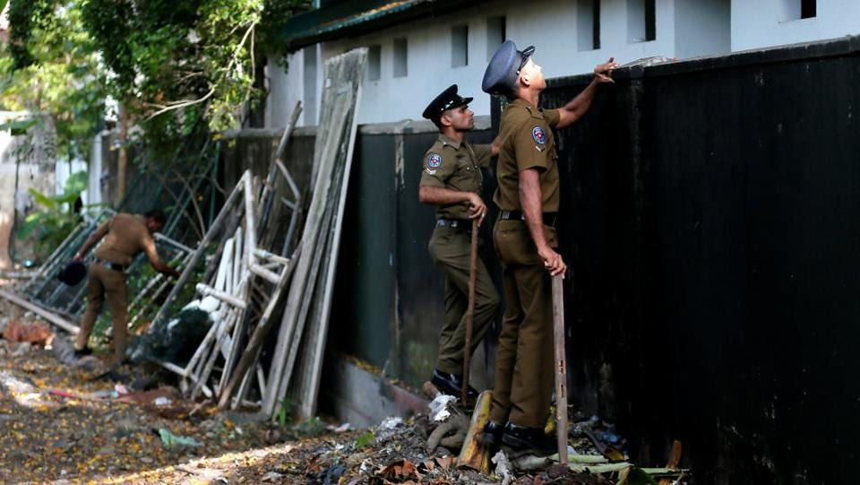 In Negombo, where 102 people attending Easter Sunday service were killed in the deadliest bomb attack, authorities lifted an overnight curfew imposed after clashes between two groups of civilians. A brief ban on social media platforms was also lifted, but authorities said they would stay alert for threats against the Muslim community in the wake of the April 21 attacks.  (Dinuka Liyanawatte / REUTERS)