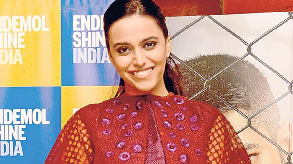 Actor Swara Bhaskar on Monday hit out at the BJP saying that it had seen fit to field a terror accused as its candidate from Bhopal.