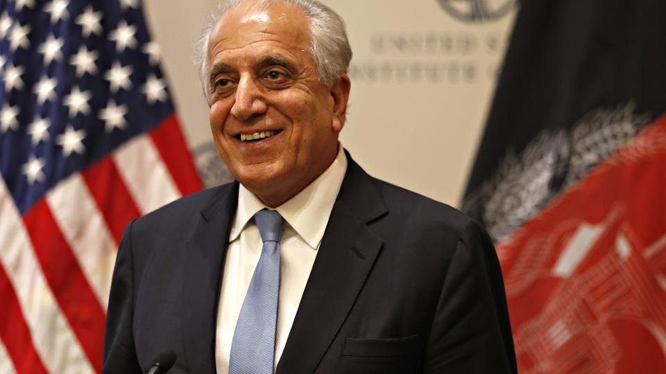 The matter figured in meetings between the US special representative for Afghan reconciliation, Zalmay Khalilzad (in the photo), and his Indian interlocutors.