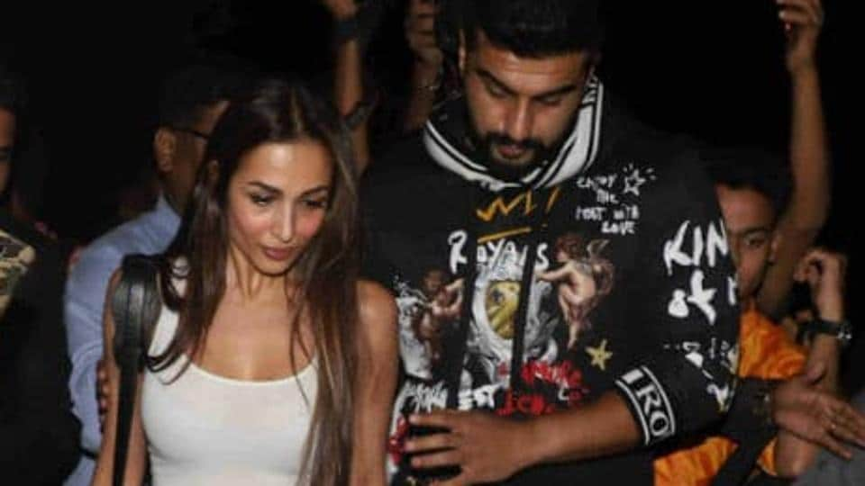 Arjun Kapoor and Malaika Arora Khan are ofren spotted together and they even went for a holiday together recently.