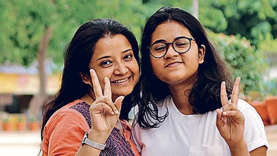 Srinwati Debgupta, 17, who jointly secured the second position across the country in the ISC examination, is yet to come to terms with her performance. With an aggregate of 99.75% she is also the joint-topper in Delhi-NCR.