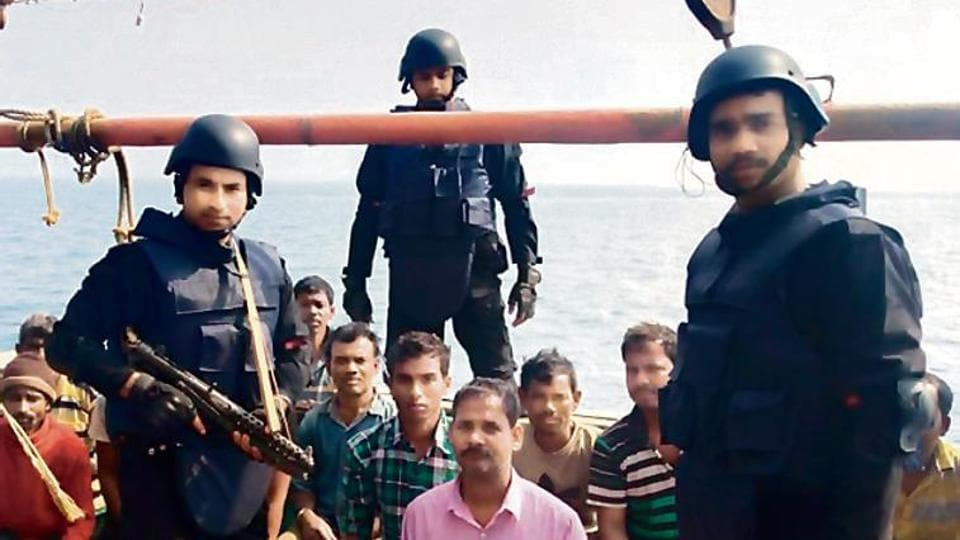 The ill-equipped maritime police forces of coastal states are also a cause of concern for the Indian Navy, which is the lead agency for coastal security.