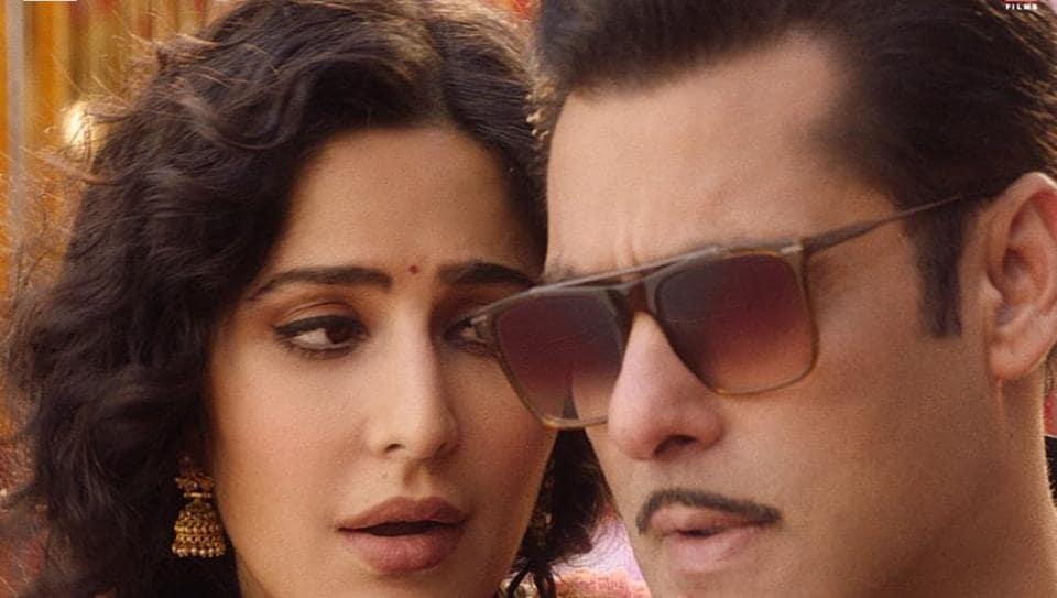 Aithey Aa,Bharat song,Salman Khan