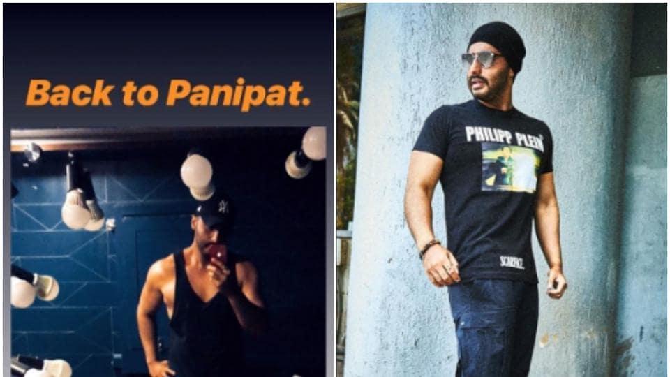 Arjun Kapoor,Panipat,SanjayDutt