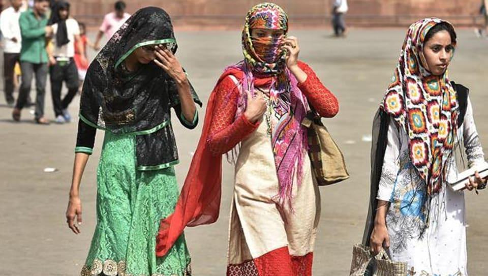 North India,Rajasthan,heat