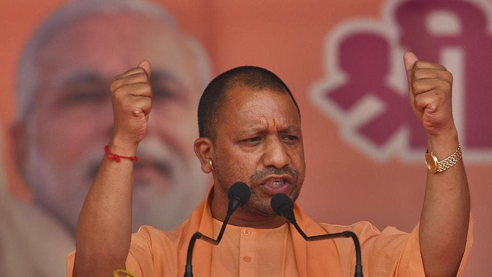 Yogi was scheduled to address three rallies in Bengal on Wednesday but one of them at Phoolbagan in Kolkata was cancelled.