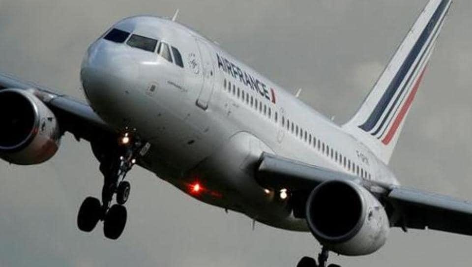 Mumbai-bound Air France flight makes emergency landing in