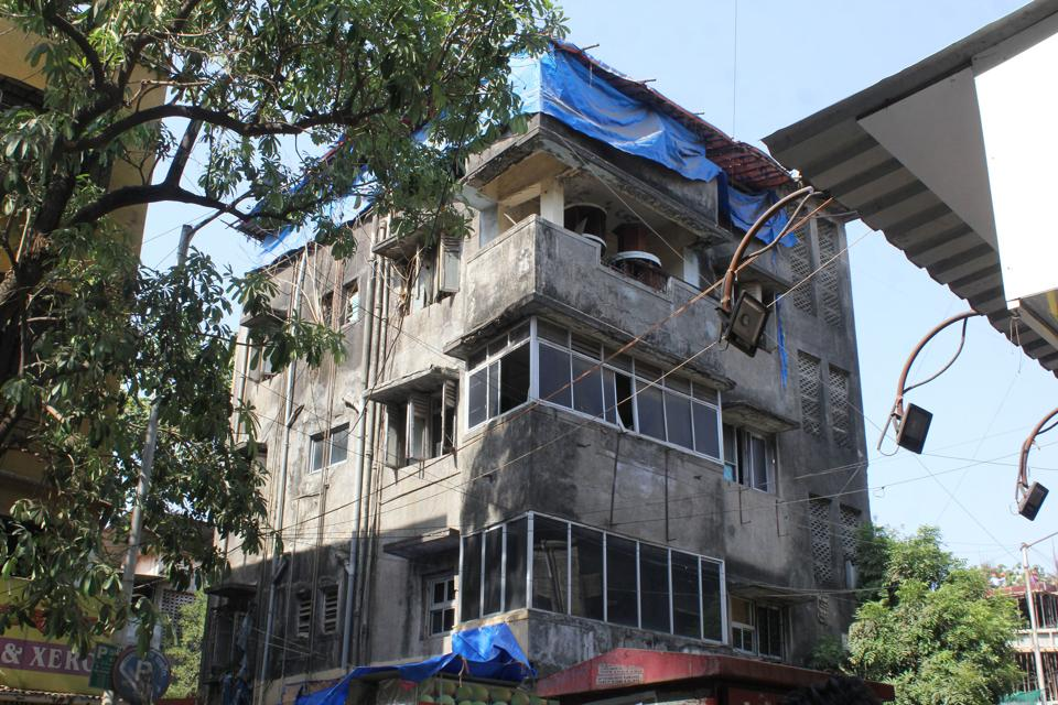 Naupada has 46 extremely dangerous buildings, the highest in Thane, according to the survey.