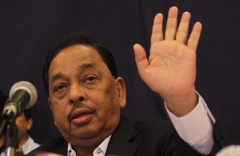 Congress, BJP leaders came in way of my cabinet re-entry, says Narayan Rane