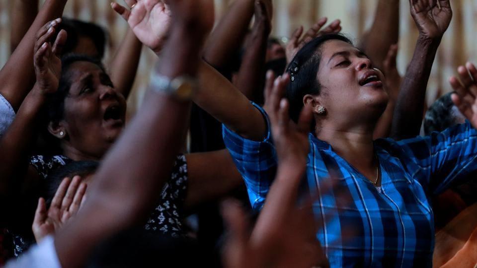 Sri Lanka,bombings,church