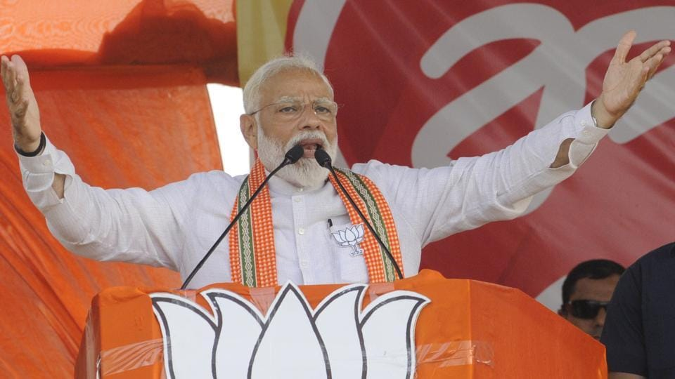 Ten Lok Sabha seats of Haryana will go to polls on May 12 as part of the sixth phase of the Lok Sabha elections. PM Modi was speaking at an election rally in Fatehabad under the Sirsa Lok Sabha seat.