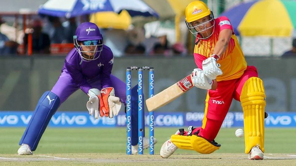 Women's T20 Challenge: Velocity Beat Trailblazers By 3