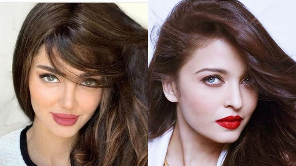 Meet Aishwarya Rai's lookalike a 'Persian' Model