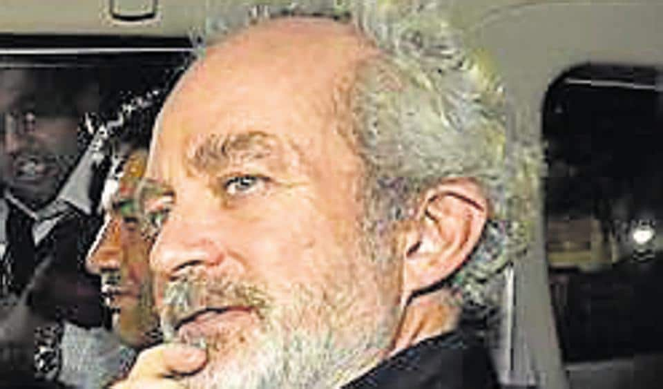 Michel was arrested by the Enforcement Directorate on December 22 last year after his extradition from Dubai.