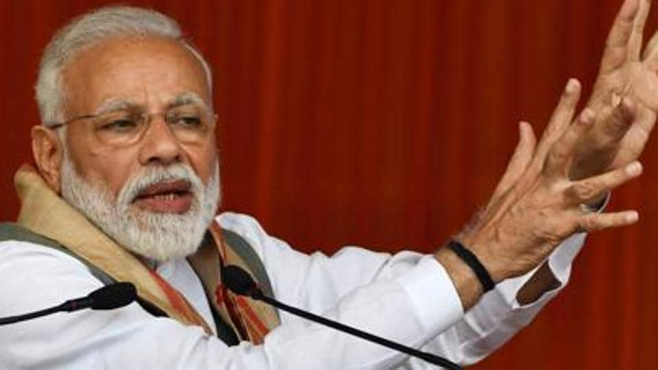 Prime Minister Narendra Modi on Thursday addressed first time voters and said they must beware of 'khichdi' (read coalition) governments.
