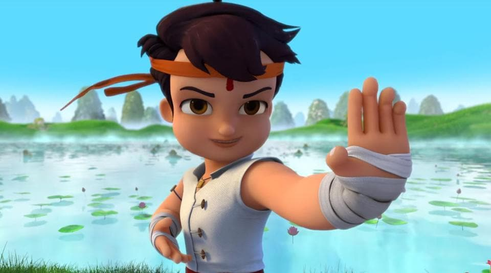 Chhota Bheem Kung Fu Dhamaka movie review: Bheem is so noble he can't possibly be charismatic.