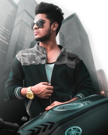 'The YouTube viewership has fetched me about Rs 10 lakh so far. I am quite happy with that,' Arshad says. He's currently working on his fifth song, 'Hyderabad rubaab' [attitude].