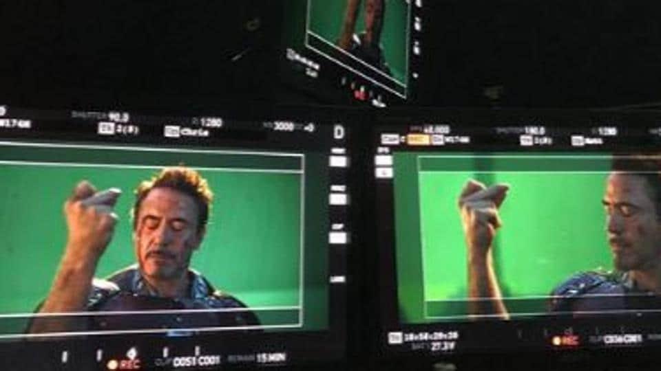 Robert Downey Jr,Avengers,Endgame