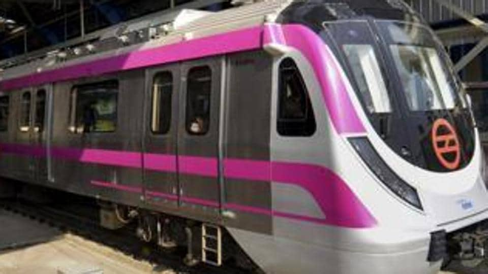 On May 12, Delhi Metro will run with a frequency of 30 minutes on all the lines till 6 am.