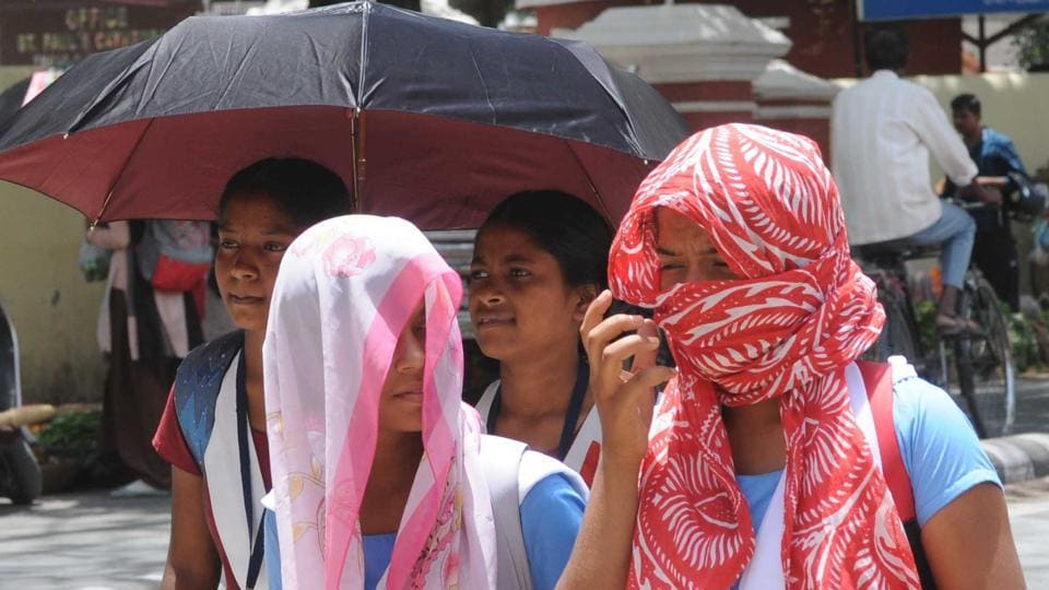 Jharkhand's capital Ranchi recorded season's highest temperature at 41.8 degree Celsius, five degree above normal, on Thursday, May 9, 2019.