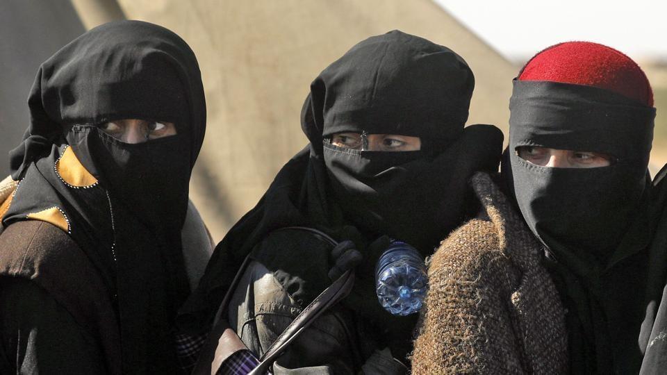 Islam,niqab,women