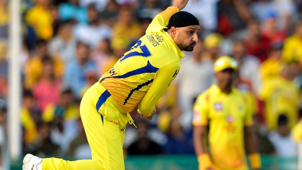 IPL 2019 Final: Former Australia pacer showers praise on Harbhajan Singh