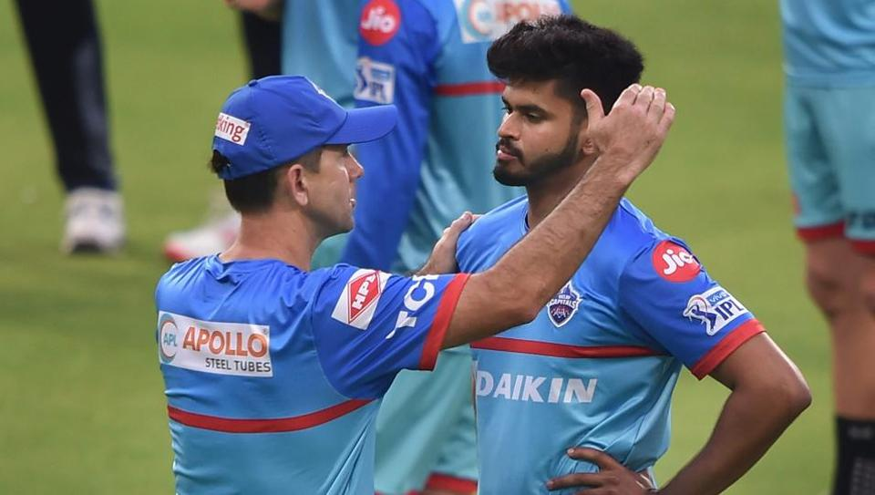 IPL 2019 - No one talks after his speech: Shreyas Iyer explains Ricky Ponting's role in Delhi Capitals