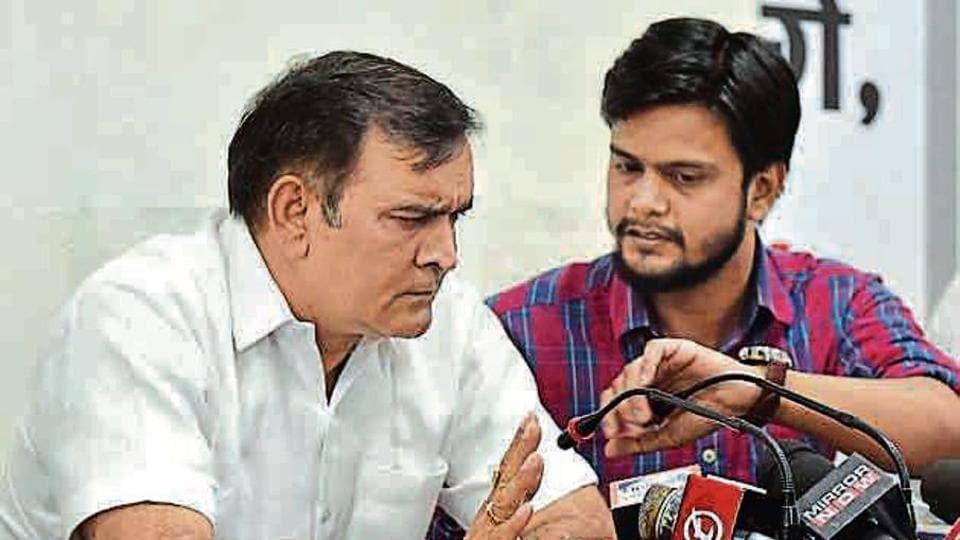 Lok Sabha elections,Lok Sabha elections 2019,Balbir Jakhar