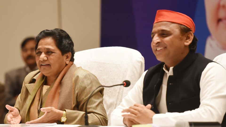 SP and its one-time arch rival Bahujan Samaj Party (BSP) have formed an alliance , hoping to turn caste dynamics in their favour and stop the BJP's resurgent march in UP.