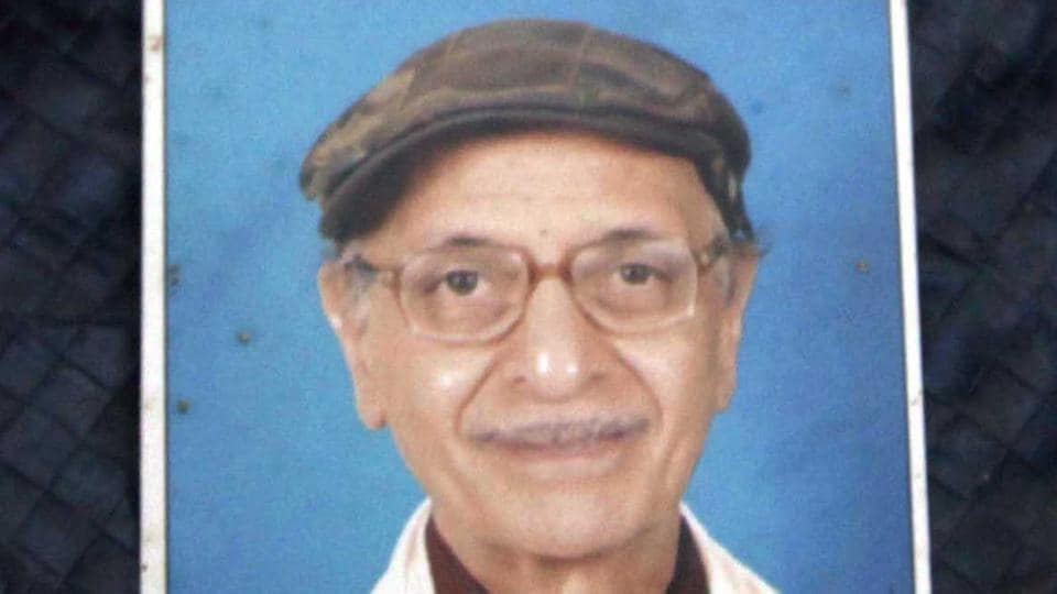 Navraj Kwatra, 65, was found dead in his apartment in Borivli on September 12, 2012.