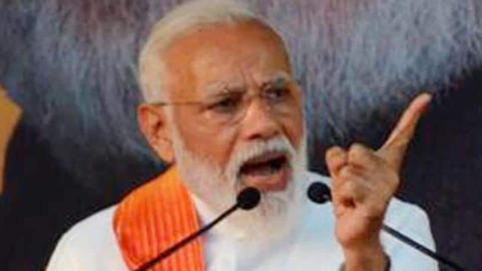 Lok Sabha election 2019,narendra Modi interview,Balakot strike