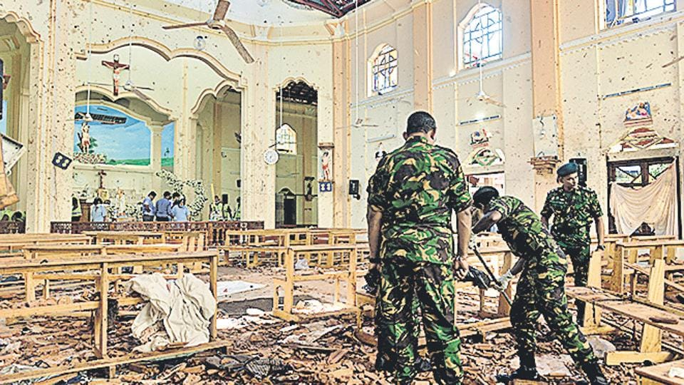 The government says Zahran, a radical Tamil-speaking preacher, was a leader of the group.