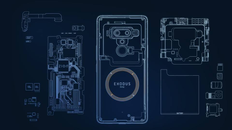 HTC to launch a cheaper blockchain phone later this year