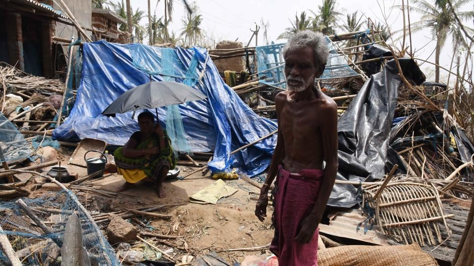 Odisha,Fani death,Cyclone Fani