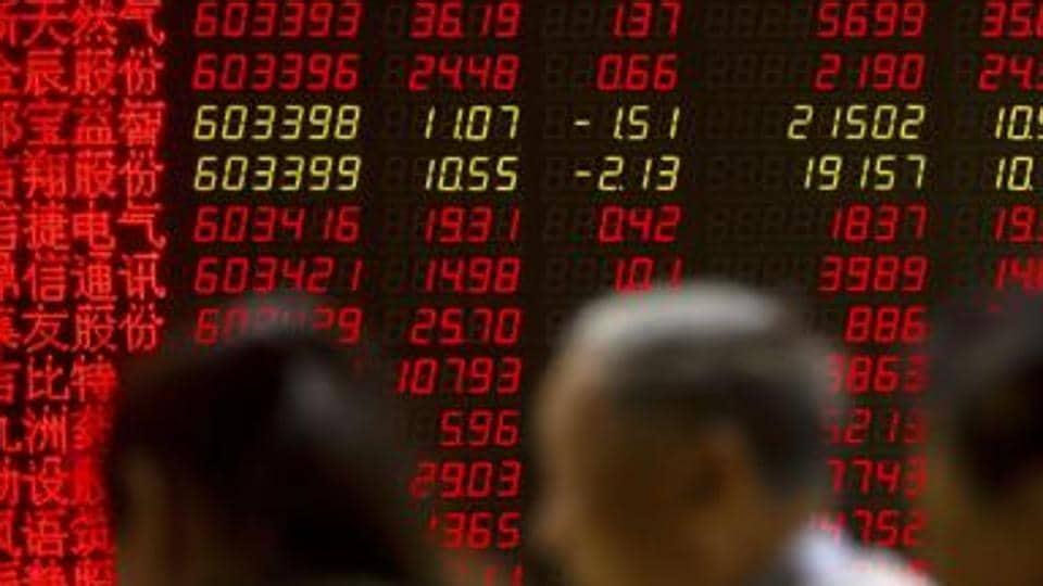China stocks,dumping mainland-listed shares,Chinese stocks