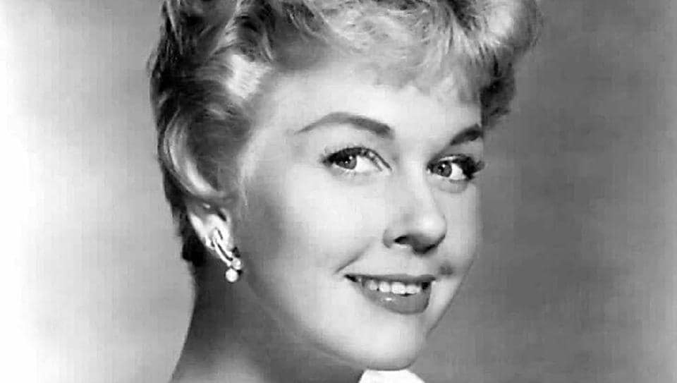 This undated file photo shows US actor Doris Day, well known for her romantic/comedy roles in Hollywood films of the 1950's and early 1960's.