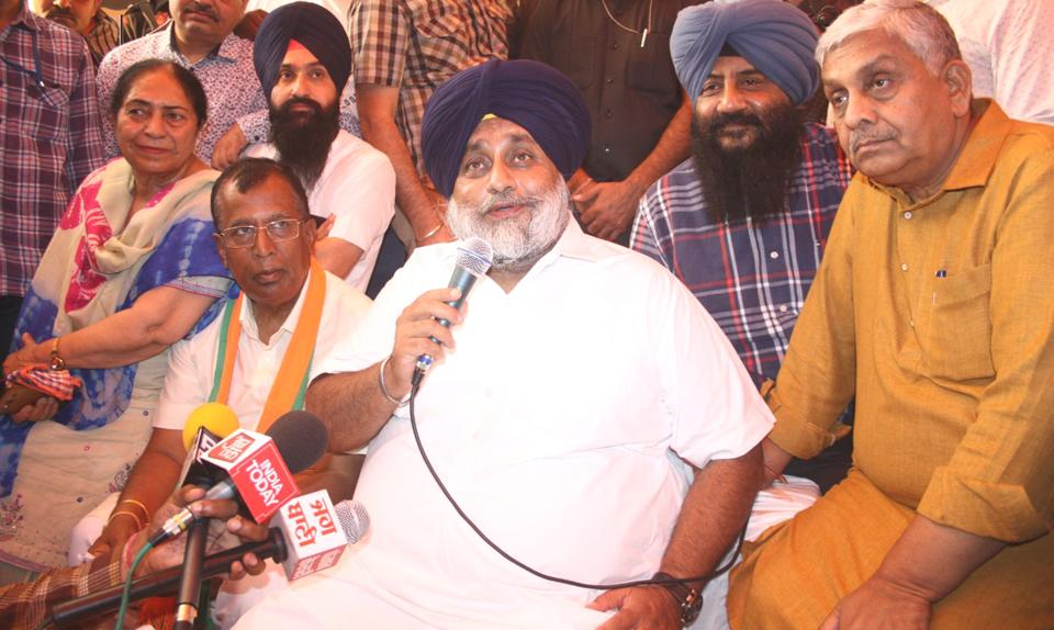 SAD president Sukhbir Singh Badal believes that PM Modi will win the polls and the nation needs a decisive PM