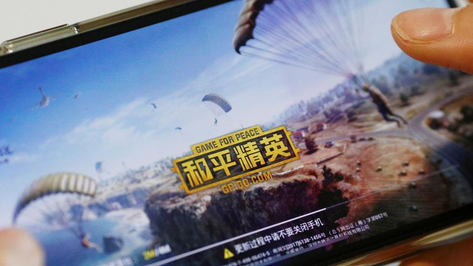 Game for Peace, Tencent's PUBG replacement in China, rakes