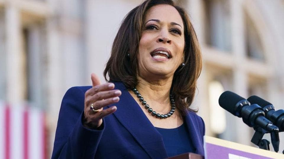 Harris, Senator from California where all the major US tech giants are based, said that Facebook has experienced massive growth and has prioritised its growth consumers' interests, especially on privacy, she said.