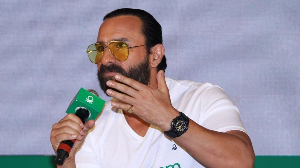Saif Ali Khan says he was never interested in being a nawab: 'I prefer eating kabab'. Watch him answering mean tweets