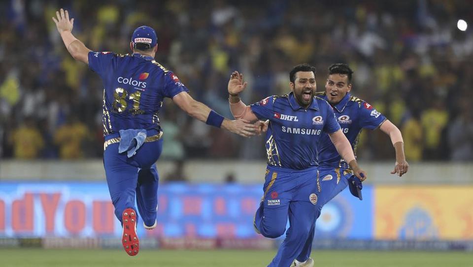 IPL Final,MI vs CSK,Rohit Sharma