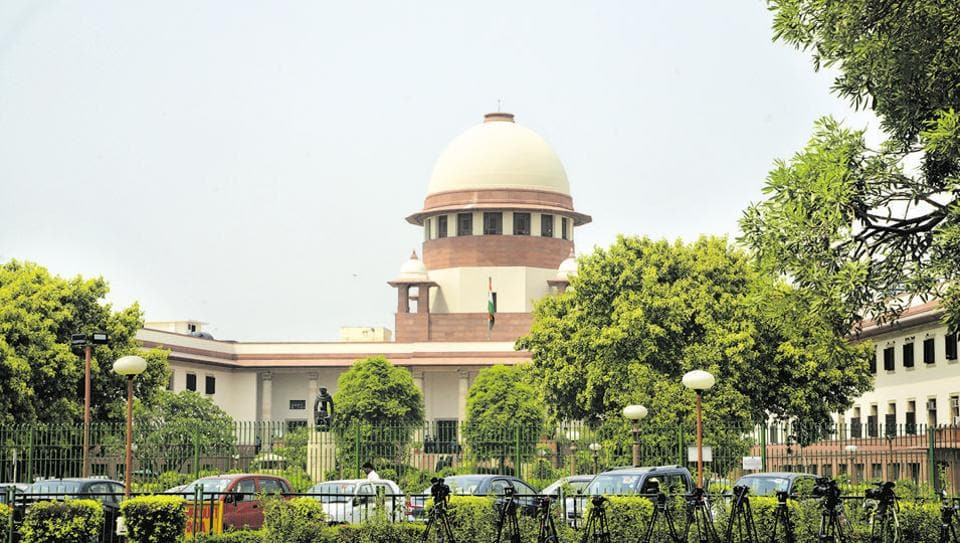 Supreme court , fresh images for stock , photographed by Ramesh Pathania