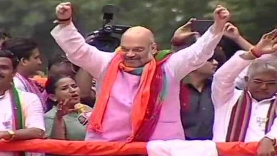 Amit Shah,BJP,Kolkata