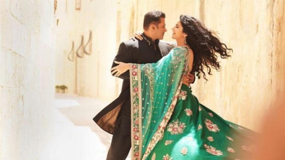 Salman Khan and Katrina Kaif come together again for Bharat that hits theatres on June 5.