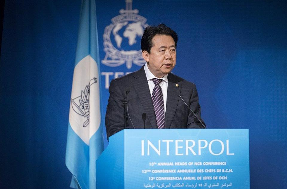 Chinese ex-Interpol Chief,Meng Hongwei,alleged abduction