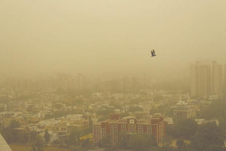 Officials said that this recent spike in pollutants has been prevalent since May 8, when Western Disturbances began blowing in the direction of the National Capital Region from Rajasthan and parts of northern Gujarat.