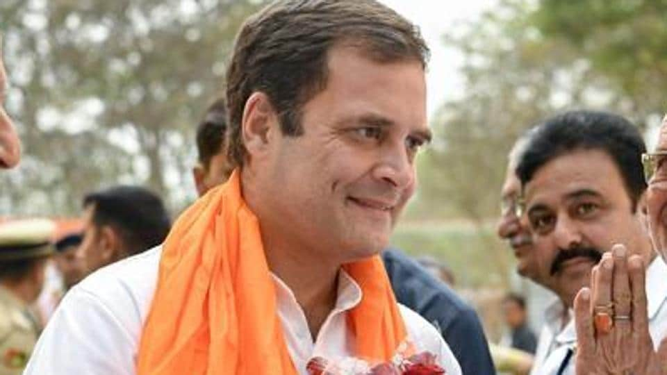 Rahul Gandhi is visiting the woman as Rajasthan's Congress government has drawn flak over its handling of the case.
