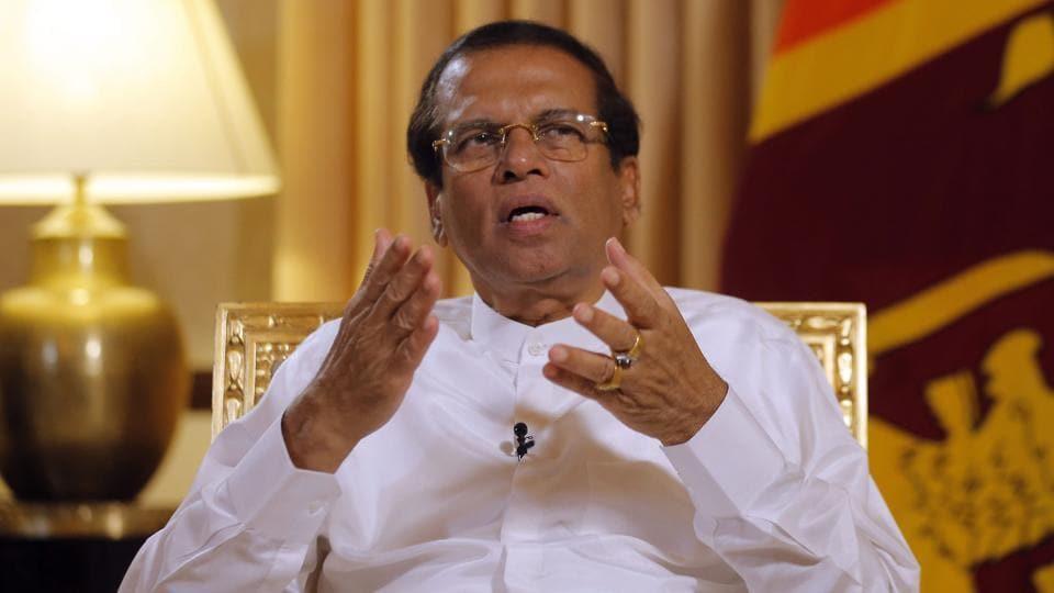 Maithripala Sirisena,Sri Lanka,World news